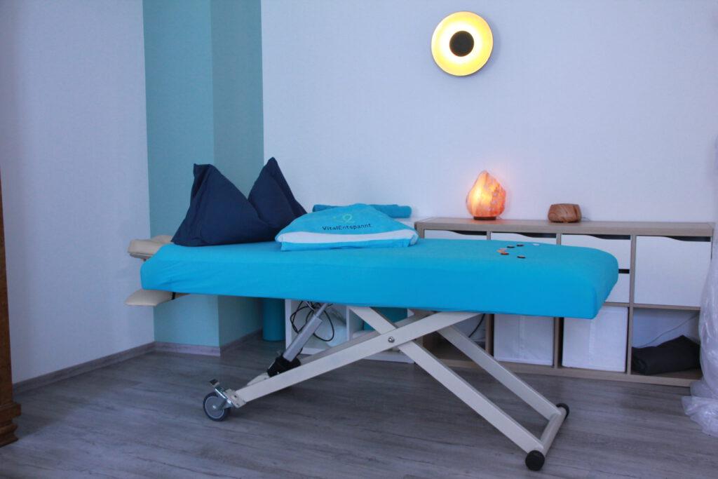 Energetische Massagen Hersbruck Praxisräume